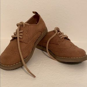 Toddler boy dress shoe